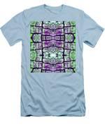 Tree Epidermis Men's T-Shirt (Athletic Fit)