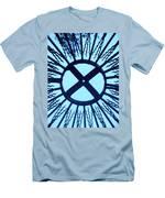 Iron Metal Frame Men's T-Shirt (Athletic Fit)
