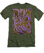 Tobacco Mosaic Virus, Tem Men's T-Shirt (Athletic Fit)