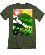 Piercing Sea Grapes Men's T-Shirt (Athletic Fit)