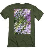 Sunshine On Foxgloves Men's T-Shirt (Athletic Fit)