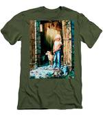 Where The Boys Are Men's T-Shirt (Athletic Fit)