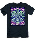 Abstract 140 Men's T-Shirt (Athletic Fit)