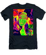 Masked Maiden Men's T-Shirt (Athletic Fit)
