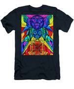 Arcturian Conjunction Grid Men's T-Shirt (Athletic Fit)