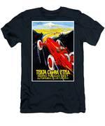 Automobile Club Catania Men's T-Shirt (Athletic Fit)