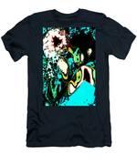 Blue Beauty Men's T-Shirt (Athletic Fit)