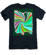 Candid Color 21 Men's T-Shirt (Athletic Fit)