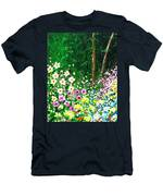 Forest Entrance Men's T-Shirt (Athletic Fit)