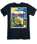 Guam Men's T-Shirt (Athletic Fit)