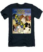 Japanese Chin Art - Julius Caesar Movie Poster Men's T-Shirt (Athletic Fit)