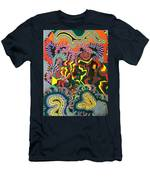 Just Look Two Men's T-Shirt (Athletic Fit)