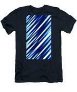 Midnight Moon Men's T-Shirt (Athletic Fit)