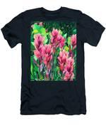 Mountain Meadows' Paintbrush Men's T-Shirt (Athletic Fit)