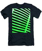 Observe Green Men's T-Shirt (Athletic Fit)