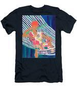Tropical Beauty  Men's T-Shirt (Athletic Fit)