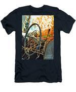 Weedy Steering Men's T-Shirt (Athletic Fit)