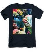Your Brain As Cactus Men's T-Shirt (Athletic Fit)