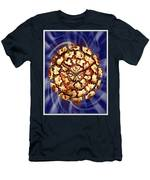 Exploding Clock Men's T-Shirt (Athletic Fit)
