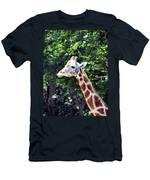 Long Neck Men's T-Shirt (Athletic Fit)