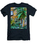 A Hotel In Sorrento Italy Men's T-Shirt (Athletic Fit)