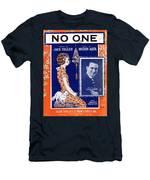 No One Men's T-Shirt (Athletic Fit)