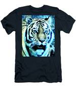 The Fierce Tiger Men's T-Shirt (Athletic Fit)