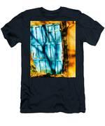 The Old Blue Door Men's T-Shirt (Athletic Fit)