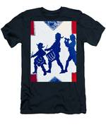 Call To Arms Men's T-Shirt (Athletic Fit)