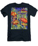 Fish Tales IIi Men's T-Shirt (Athletic Fit)