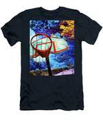 Basketball Dream Men's T-Shirt (Athletic Fit)