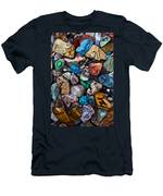 Beautiful Stones Men's T-Shirt (Athletic Fit)