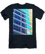 Chicago Structure 8 16 5 Men's T-Shirt (Athletic Fit)