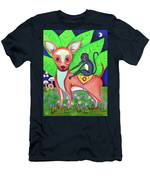 Chihuahuaw/monkie Men's T-Shirt (Athletic Fit)