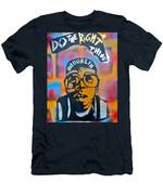 Do The Right Thing Men's T-Shirt (Athletic Fit)