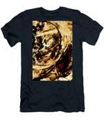 Double Espresso Men's T-Shirt (Athletic Fit)