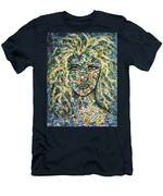 Emerald Eyes Men's T-Shirt (Athletic Fit)