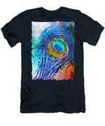Feather Men's T-Shirt (Athletic Fit)