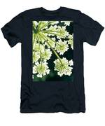 Himalayan Hogweed Cowparsnip Men's T-Shirt (Athletic Fit)