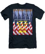 I Have A Dd 214 5443.02 Men's T-Shirt (Athletic Fit)