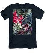 Natural Christmas 3 Men's T-Shirt (Athletic Fit)