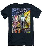 Old Coffeepot Gumbo Men's T-Shirt (Athletic Fit)