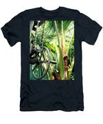 Palm House Pulley Men's T-Shirt (Athletic Fit)