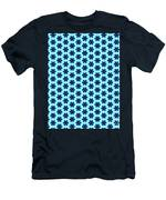 Patterned Men's T-Shirt (Athletic Fit)