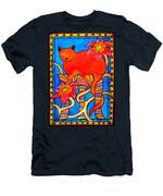 Sleeping Beauty By Dora Hathazi Mendes Men's T-Shirt (Athletic Fit)