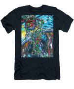 Abstract Still Life Men's T-Shirt (Athletic Fit)
