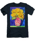Sunny Disposition Men's T-Shirt (Athletic Fit)
