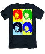 The Doors And Jimmy Men's T-Shirt (Athletic Fit)