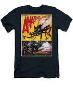 War Of The Worlds, 1927 Men's T-Shirt (Athletic Fit)