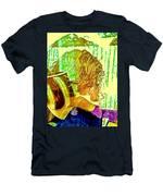 gatedBLONDE Men's T-Shirt (Athletic Fit)